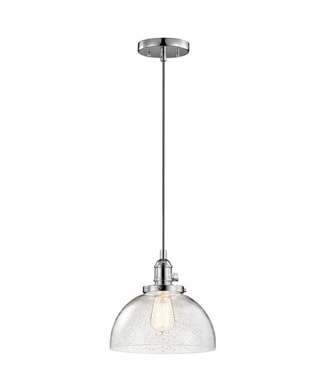 Kichler Lighting Careers Kichler 43853 Avery 10 Inch Wide 1 Light Mini Pendant Capitol Lighting 1 800lighting