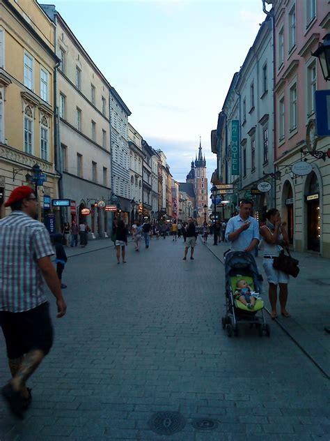 turisti per caso cracovia cracovia viaggi vacanze e turismo turisti per caso