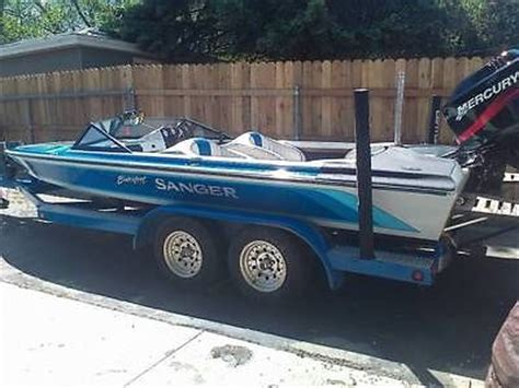 used sanger barefoot boats sanger barefoot boats for sale