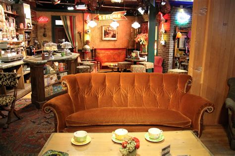 central perk couch our honeymoon