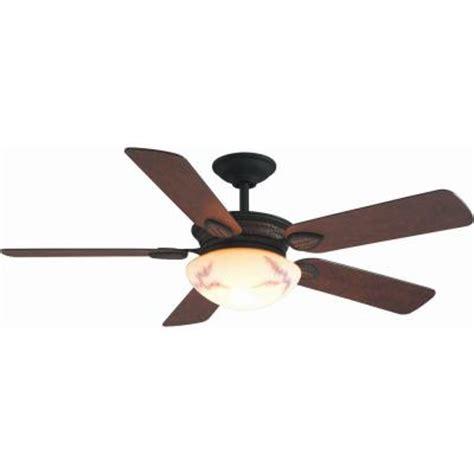rustic ceiling fans home depot hton bay san lorenzo 52 in rustic ceiling fan