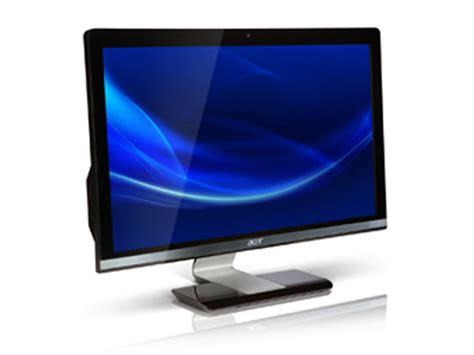 Monitor Acer Komputer acer m242hml monitor mit tv funktion im test computer bild