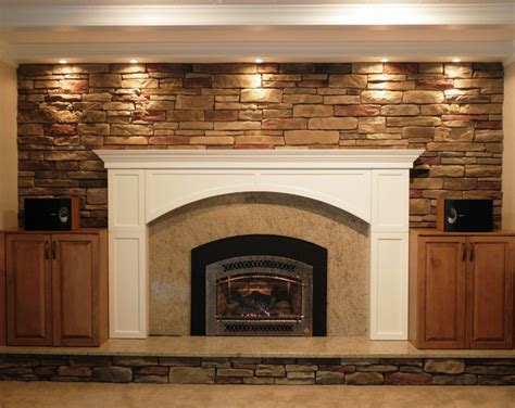 Fireplace Makeover   Family Room   Cleveland   by Architectural Justice