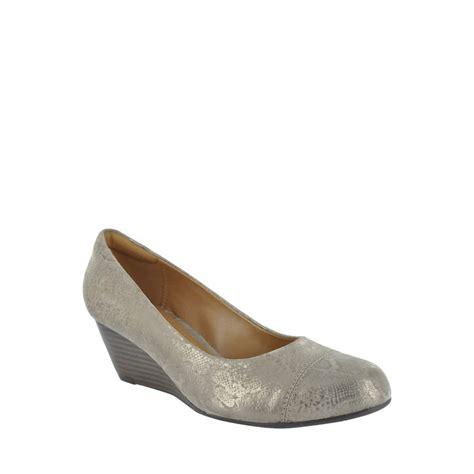 wedge dress shoes clarks brielle wedge mid heel semi dress shoes semi