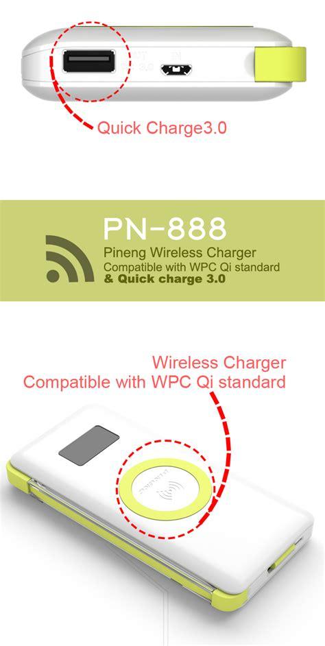 Power Bank Powerbank Pineng Qc 3 0 Qi Wireless 10000 Mah Ori Terbaik authentic pineng pn888 10000mah pow end 1 28 2018 12 00 pm