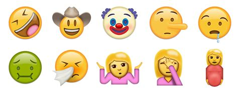 72 new emojis are here college