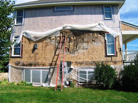 To Install Stucco Right Include An Air Gap
