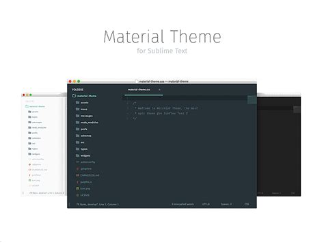 top sublime text 3 themes 2016 customize sublime text 3 with best packages and themes