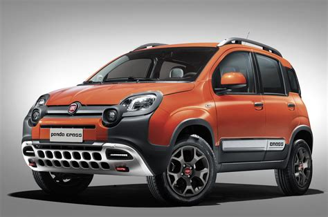 fiat panda cross is the cutest crossover