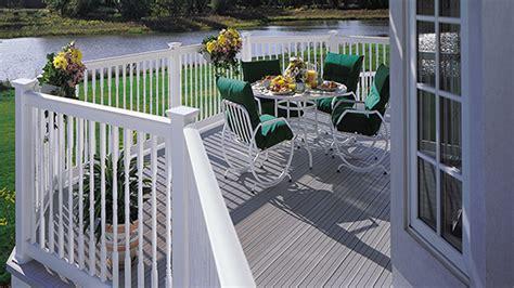 kingston vinyl railing systems certainteed