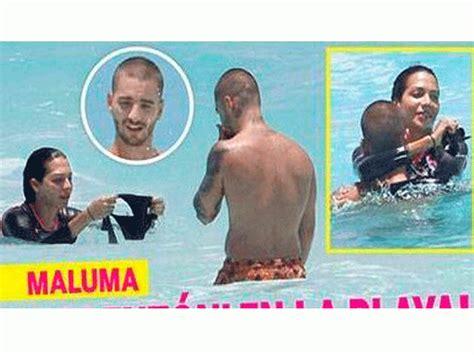 las canciones de maluma la nueva del 2016 maluma 191 tuvo sexo en la playa con modelo fotos