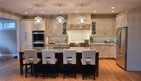 Ordinary Refacing Cabinets #3: Elegant-White-Transitional-Kitchen-Front.png