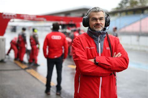Audi Motorsportchef dieter gass wird neuer audi motorsportchef audi blog