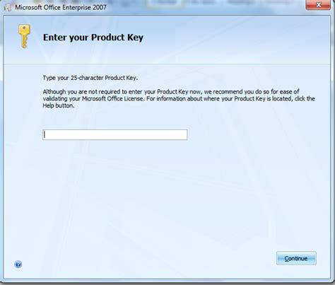Microsoft Office Bajakan serial number office 2007 lengkap refkyra