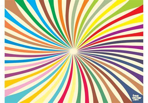 colorful burst vector   vector art stock