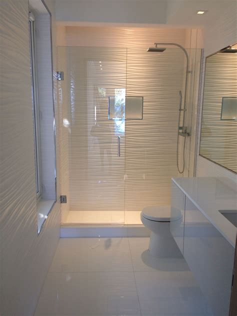 all white bathroom gorgeous wall tile toilet vanity