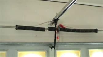 how to replace broken garage door springs kettering oh