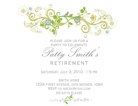 retirement party flyer template 11 download documents in pdf