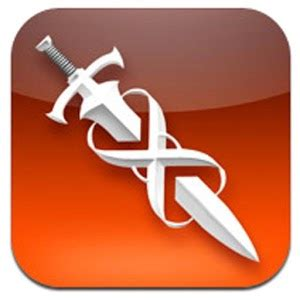 infinity blade logo infinity blade indir iphone ipod touch ve i 231 in