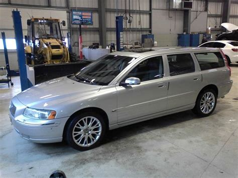 2006 volvo station wagon 2006 volvo v70 station wagon barrie ontario used car