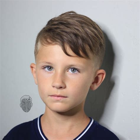 boys haircut with sides boys fade haircuts