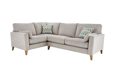 Copenhagen Fabric Corner Sofa Furniture Village