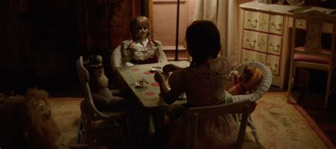 annabelle doll trailer annabelle 2 teaser trailer hints at doll s creepy origins