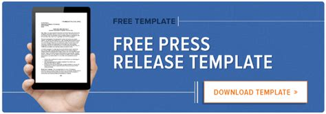 How To Write A Press Release Free Press Release Template Exle Lily Torres Free Hubspot Templates