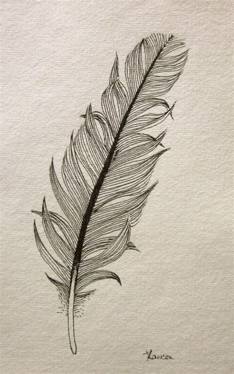 tattoo tracing pen best 25 feather sketch ideas on pinterest feather