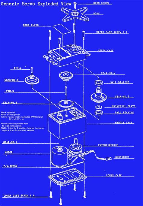 Servo Parallax Standard parallax standard servo