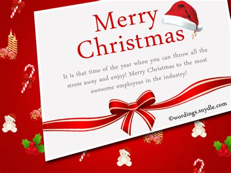 christmas quotes for staff for appreciation messages for employees wordings and messages