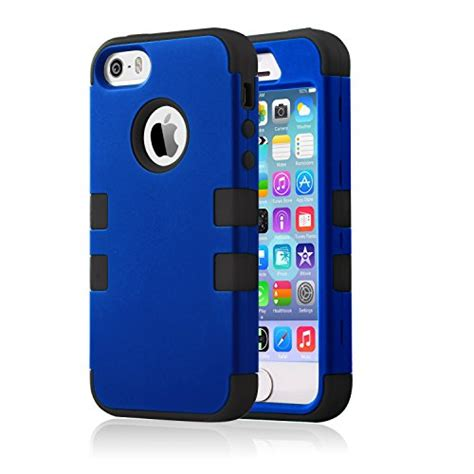 Softcase Anticrack Iphone 5 5g 5s Anti Shock iphone 5s iphone se bentoben 3 plastic shell silicone hybrid iphone 5