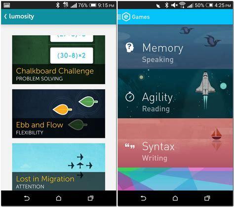 lumosity mobile app lumosity vs elevate battle of the brain apps cnet