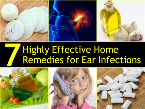 ear infection remedy 7 extremely effective home remedies for ear infections