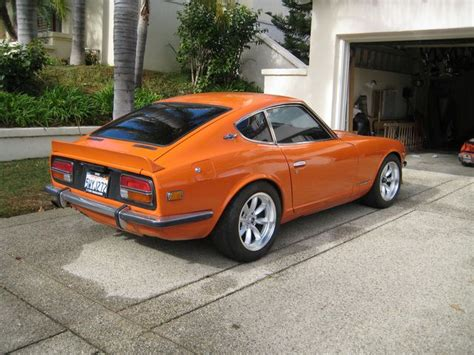New Datsun 240z by 1971 Datsun 240z With New Rota Rb Wheels Forums Hybridz