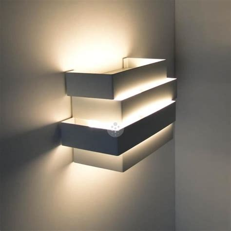 applique moderna applique led moderne design scala 6x1w achat vente