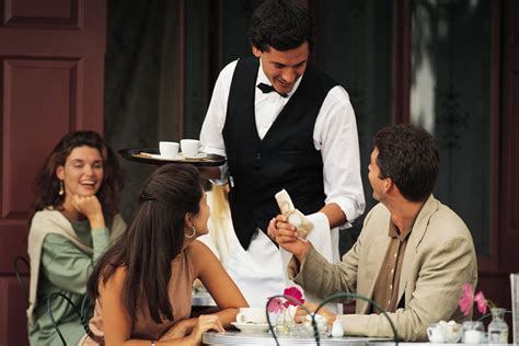 quality waiter the of service pos sector