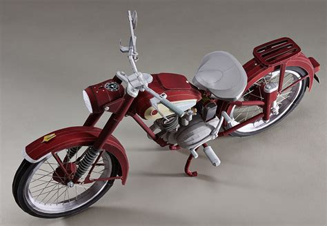Yamaha Paper Craft - yamaha paper crafts now gets the ya 1 to celebrate the