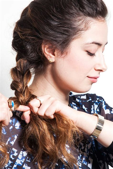Braided Hairstyles Overnight by Rope Braids Overnight Images