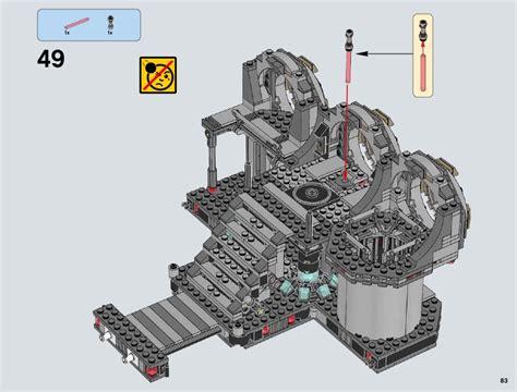 Sealed New Lego Wars 75093 Duel lego duel 75093 wars