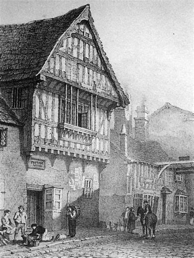 Richard III stayed at the Blue Boar Inn on the night befre