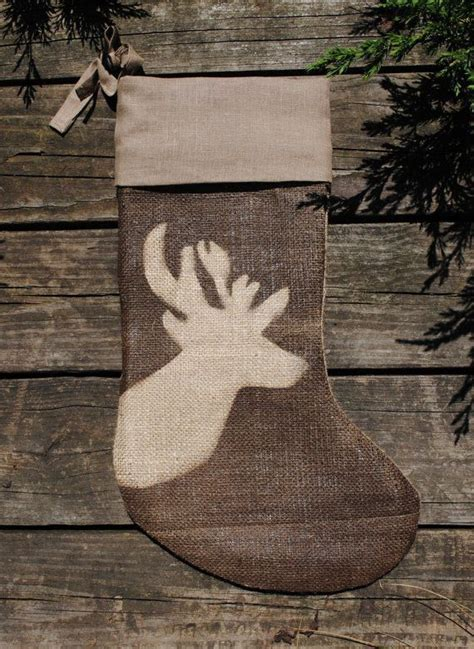 burlap holiday ideas pinterest i want hunters and