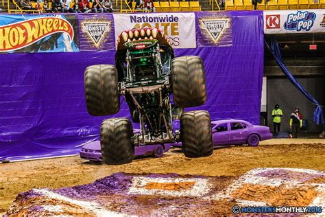 monster truck show chattanooga monster jam in chattanooga tn monsters monthly