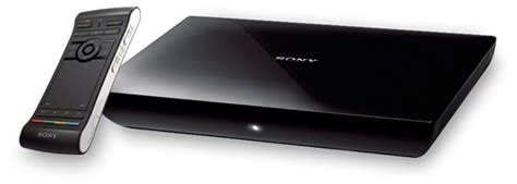 Google TV With The New Sony Google TV Box   Currys
