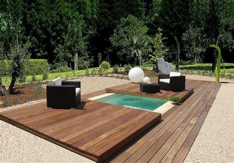 Revetement Sol Exterieur Pas Cher 710 by Mini Water Avec Plancher Escamotable Bois Par Aquilus