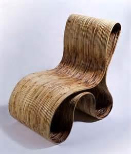 sieges design le design du bambou les si 232 ges