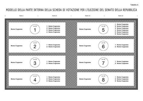 la italia testo la legge elettorale arriva in aula ecco il testo