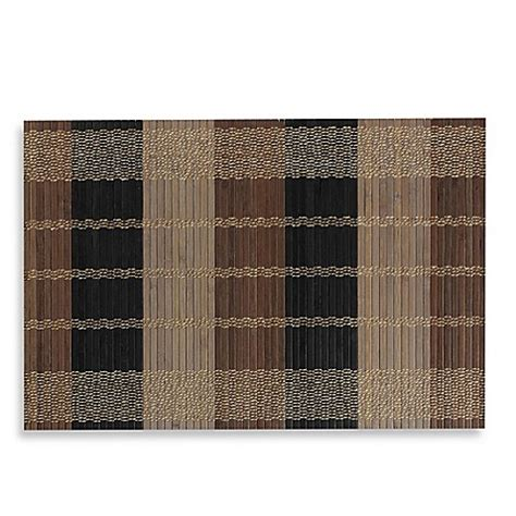 bed bath and beyond bamboo sheets bamboo placemat bed bath beyond