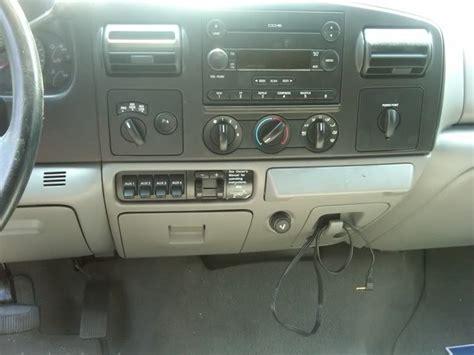 ford f350 radio aux input wiring diagram ford flex radio