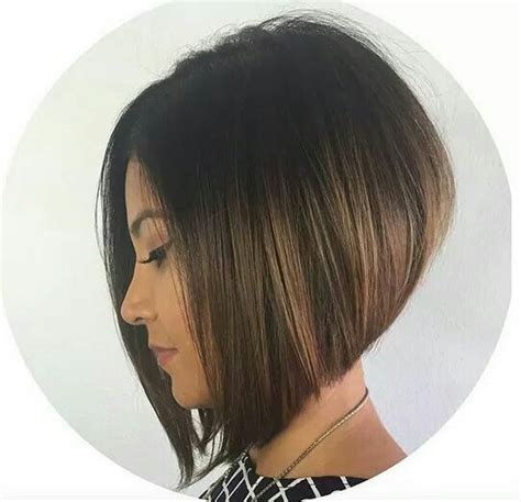 Triangle Bob Haircut | 1000 ideas about short graduated bob on pinterest